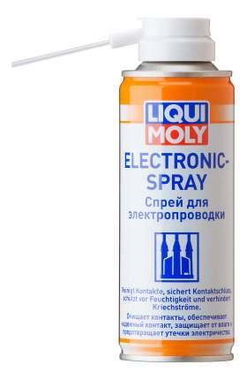 Спрей для электропроводки LiquiMoly 8047 Electronic-Spray 0,2 л