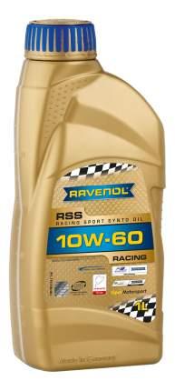 Моторное масло Ravenol Racing Sport Synto SAE 10W-60 1л