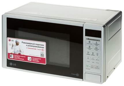 Микроволновая печь соло LG MS2042DS silver