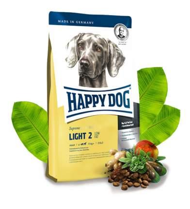 Сухой корм для собак Happy Dog Supreme Fit & Well Light 2, лосось, ягненок, яйца, 4кг