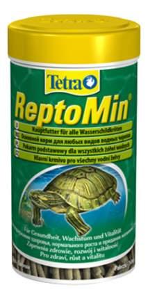 Корм для рептилий Tetra ReptoMin Sticks в виде палочкек для водных черепах, 250мл