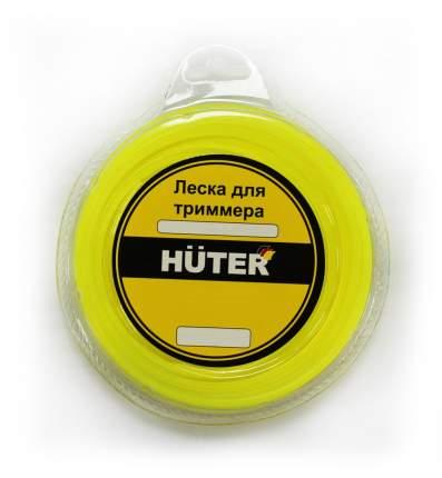 Леска для триммера HUTER R2412 желтый (71/2/11)