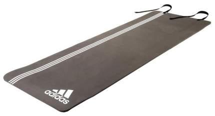 Коврик для фитнеса Adidas ADMT-12236WH серый, белый 8 мм
