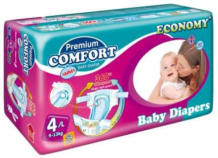 Подгузники Amma Premium Comfort 4 (9-13 кг), 20 шт.
