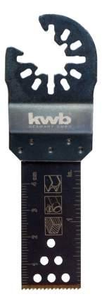 Полотно для ножовок по дереву KWB 709252