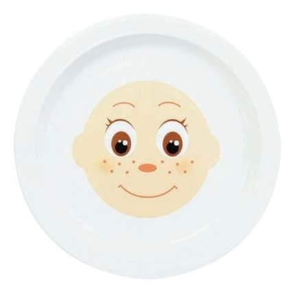Тарелка детская Lubby Фантазёр'КА 260 мл