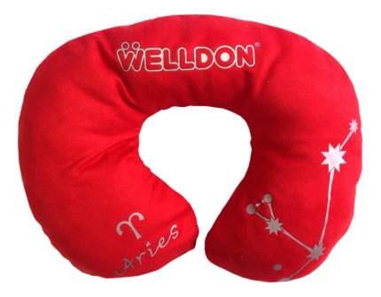 Подушка-Валик Welldon Под Шею Welldon Red