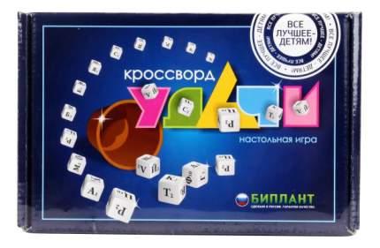 Семейная настольная игра Биплант Кроссворд удачи