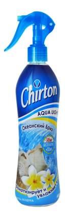 Освежитель воздуха Chirton океанский бриз водный 400 мл