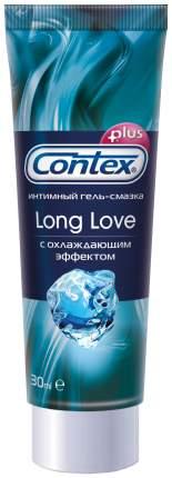 Интимная гель-смазка CONTEX Plus Long Love 30 мл