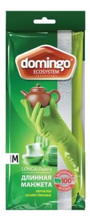 Перчатки для уборки Domingo с длинной манжетой Лонга 9L
