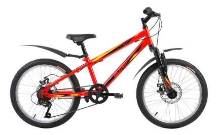 Велосипед двухколесный Altair MTB HT 20 (2017) красный