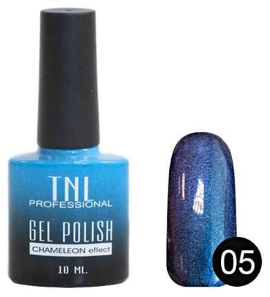 Гель-лак для ногтей TNL Professional Gel Polish Chameleon Effect Collection 38 Сапфировое
