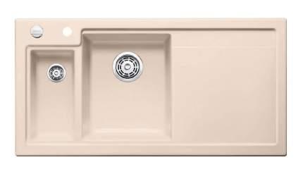 Мойка для кухни керамическая Blanco AXON II 6 S 516549 кашемир