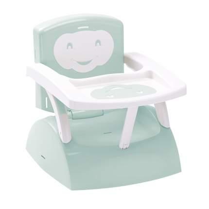 Стульчик для кормления Thermobaby Booster Seat зелёный с серым