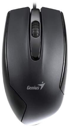 Проводная мышка Genius DX-100X Black (DX-100X)
