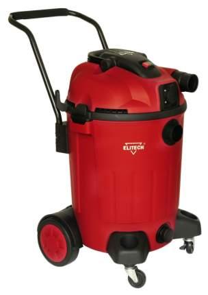 Строительный пылесос Elitech ПС 1260А 180928 Красный