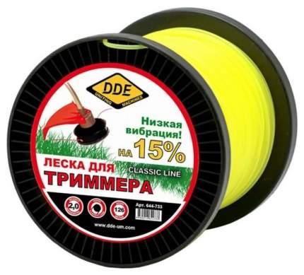 Леска для триммера DDE 644-733