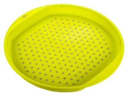 GIPFEL Поднос круглый 40х4,5 см цвет зеленый
