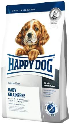 Сухой корм для щенков Happy Dog Supreme Young Baby Grainfree, беззерновой, птица, 12,5кг