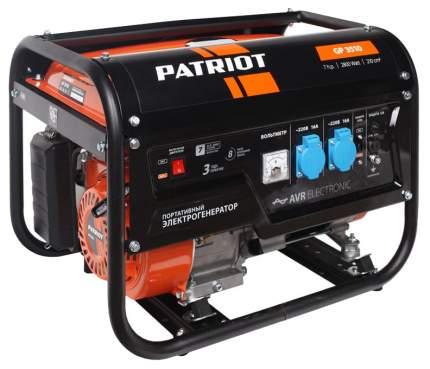 Бензиновый генератор PATRIOT GP3510 474101535