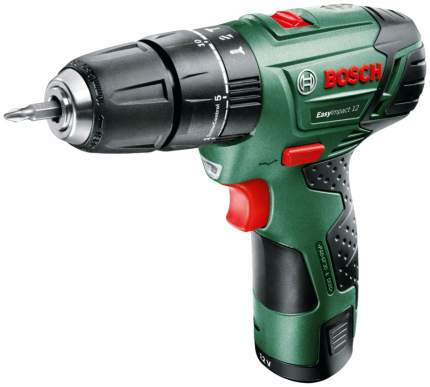 Аккумуляторная дрель-шуруповерт Bosch EasyImpact 12 060398390D