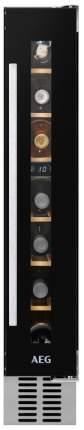Встраиваемый винный шкаф AEG SWB61501DG Silver