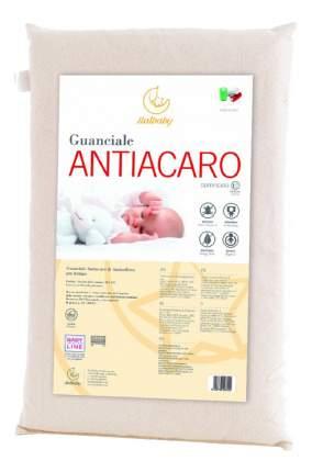 Подушка детская Italbaby Antiacaro 38х55 белый
