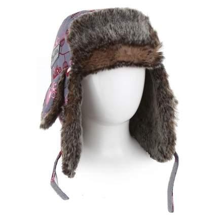 Детская шапка меховая Lappi Kids 0905 р.46 см 822 фуксия
