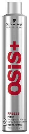 Лак для волос Schwarzkopf professional Osis+