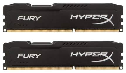 Оперативная память HyperX FURY HX318C10FBK2/16