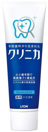 Зубная паста Lion Clinica Fresh Mint 130 г