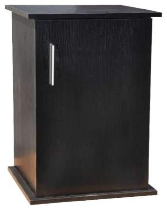 Тумба для террариума Jebo RH2803, ЛДСП, черная, 50 x 80 x 30 см