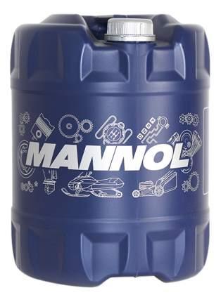 Моторное масло Mannol Outboard Marine 20л для 2Т лодочных моторов