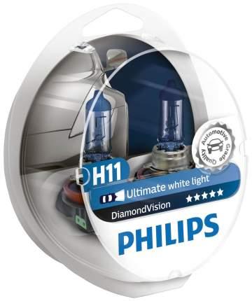 Лампа галогенная PHILIPS 55W h11
