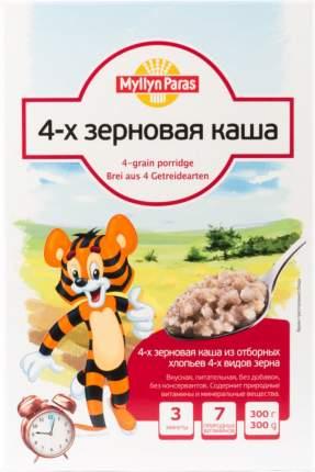 Каша 4-х зерновая Myllyn Paras  300 г