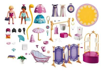 Игровой набор Playmobil PLAYMOBIL Гардеробная с салоном