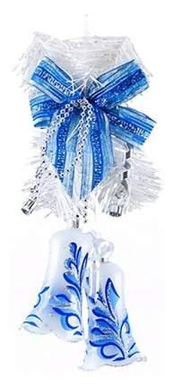 Елочная игрушка Елочка Нежная C989 8,5 см 1 шт.