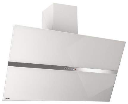 Вытяжка наклонная AKPO WK-10 Venus II 90 White/Silver