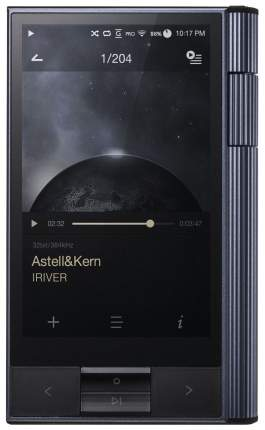 Портативный плеер Astell&Kern Kann Astro Silver