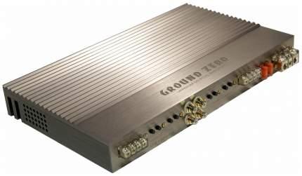 Усилитель 4-канальный Ground Zero Uranium GZUA 4.150SQ-PLUS