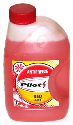 Антифриз PILOTS красный готовый антифриз -40 1л 3208