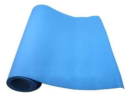 Коврик для йоги ЕвроСпорт BB831 синий 4 мм
