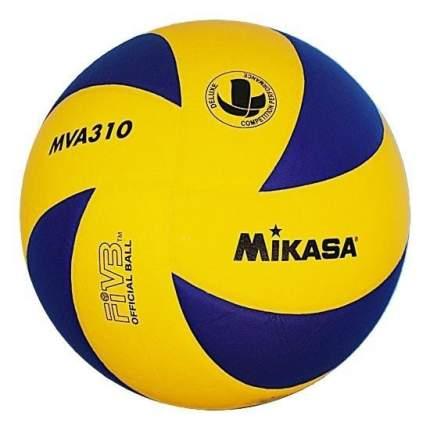 Волейбольный мяч Mikasa MVA310 №5 blue/yellow