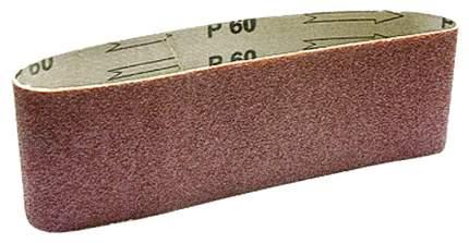 Лента шлифовальная для ленточных шлифмашин MATRIX P60 100 х 610 мм 10 шт 74255