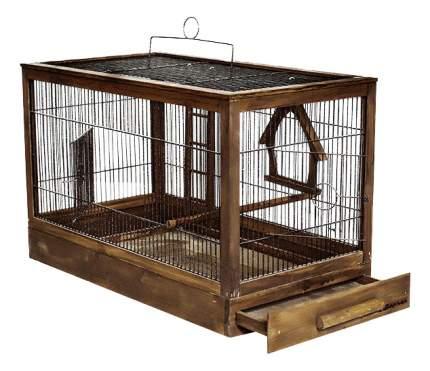 Клетка для птиц ZooM 71x33,5x51 8762пал