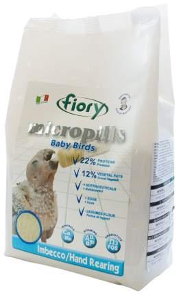 Основной корм FIORY Micropills Baby Birds для любых птиц 1500 г, 1 шт