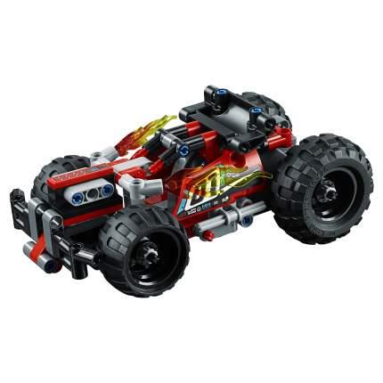 Конструктор LEGO Technic Красный гоночный автомобиль (42073)
