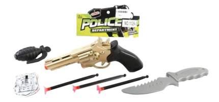 Игровой набор Police Department Shantou Gepai 1129-3