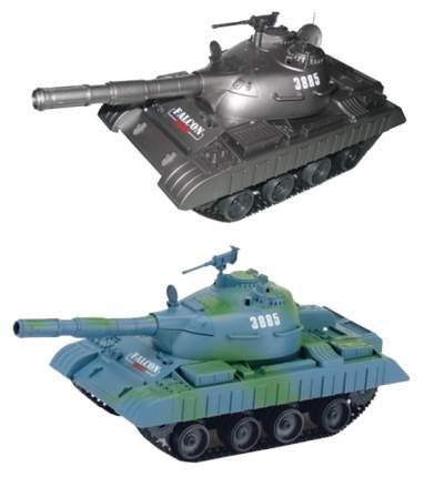 Радиоуправляемый танк Play Smart falkon боевой 3885 1:30 9670